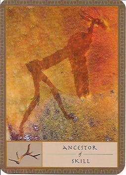 Ancestor of Skill 001